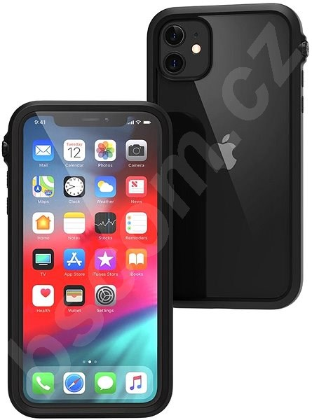 Kryt na mobil Catalyst Impact Protection Black iPhone 11