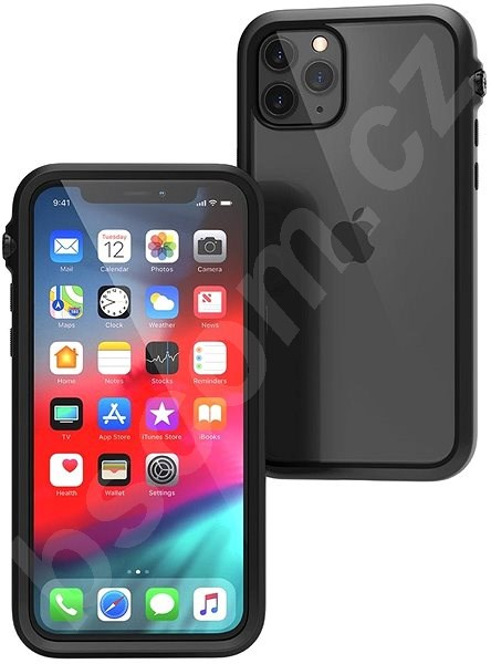Kryt na mobil Catalyst Impact Protection Black iPhone 11 Pro