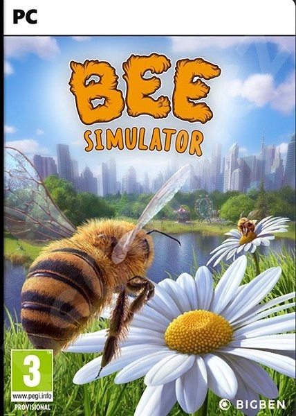 Hra na PC Bee Simulator