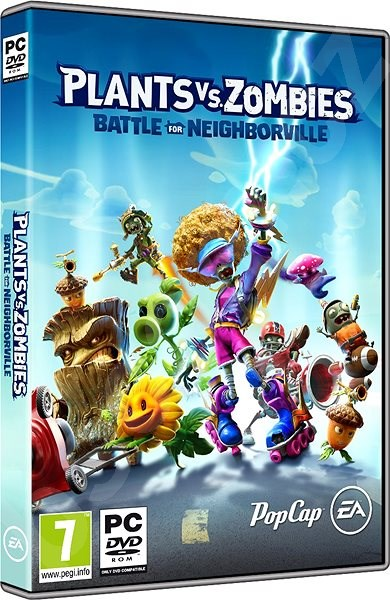 Hra na PC Plants vs Zombies: Battle for Neighborville